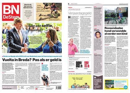 BN DeStem - Bergen op Zoom – 28 augustus 2018