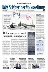 Schweriner Volkszeitung Hagenower Kreisblatt - 15. Juni 2020