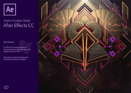 Adobe After Effects CC 2017 v14.0.1 Multilingual Portable