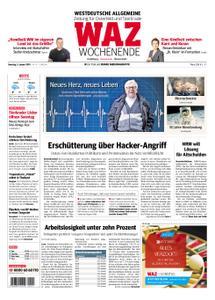 WAZ Westdeutsche Allgemeine Zeitung Oberhausen-Sterkrade - 05. Januar 2019