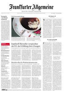 Frankfurter Allgemeine Zeitung - 26 Februar 2021