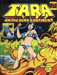 Tara on the Dark Continent 1-2
