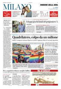 Corriere della Sera Milano - 1 Luglio 2018