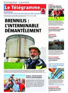 Le Télégramme Guingamp – 10 novembre 2019