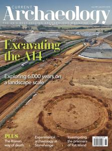 Current Archaeology - Issue 339