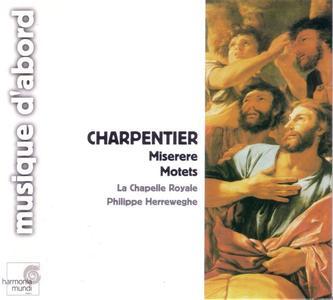 CHARPENTIER Miserere Motets - La Chapelle Royale