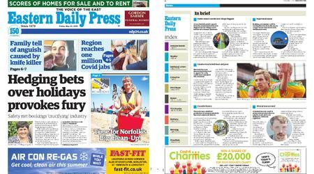 Eastern Daily Press – May 21, 2021