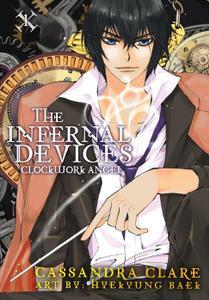 Yen Press-The Infernal Devices Clockwork Angel 2021 Hybrid Comic eBook