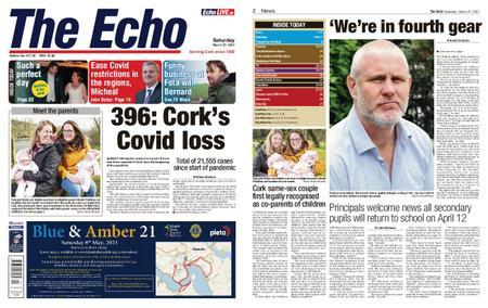 Evening Echo – March 27, 2021