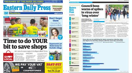 Eastern Daily Press – October 19, 2020
