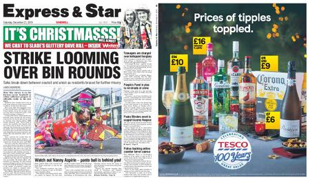 Express and Star Sandwell Edition – December 21, 2019