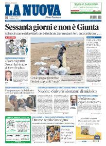 La Nuova Sardegna Sassari - 24 Aprile 2019