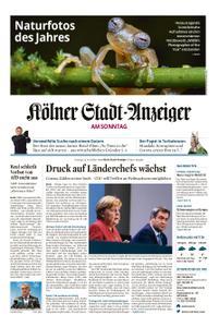 Kölner Stadt-Anzeiger Rhein-Erft-Kreis/Bornheim – 22. November 2020