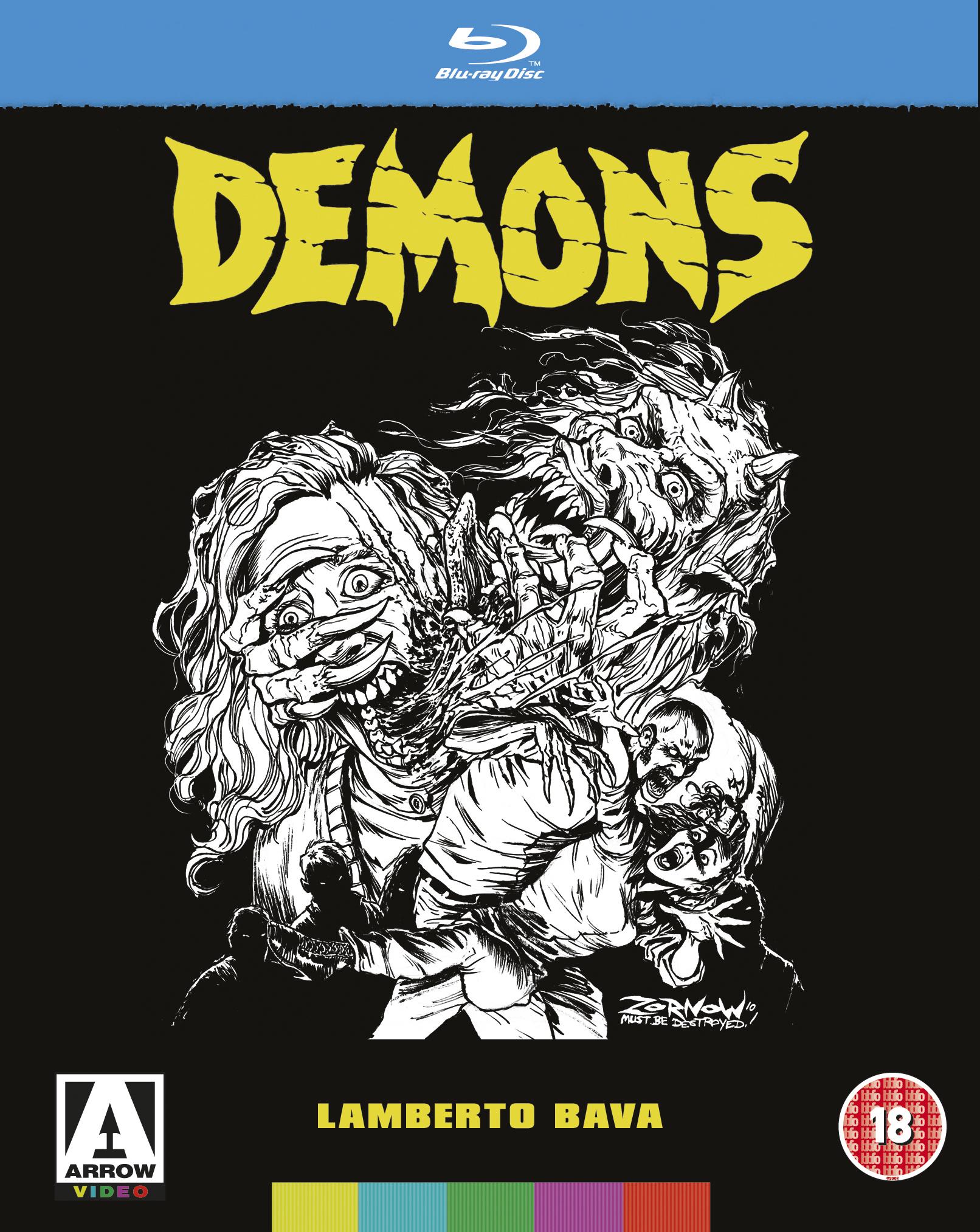 Demons (1985) Dèmoni [w/Commentary]