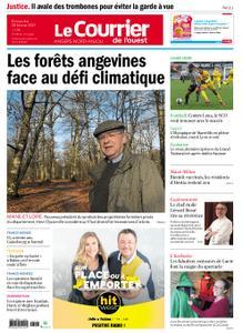 Le Courrier de l'Ouest Angers – 28 février 2021