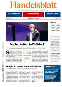 Handelsblatt - 30. Juli 2019