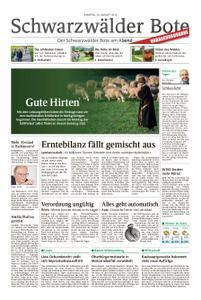 Schwarzwälder Bote Hechingen - 24. August 2019