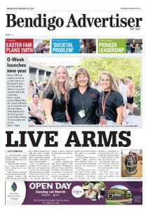 Bendigo Advertiser - February 26, 2020