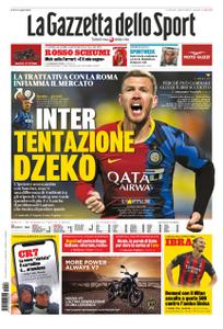 La Gazzetta dello Sport Bergamo – 29 gennaio 2021