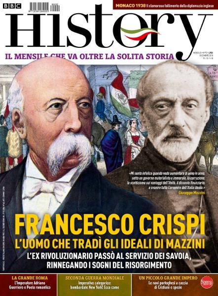 BBC History Italia N.92 - Dicembre 2018