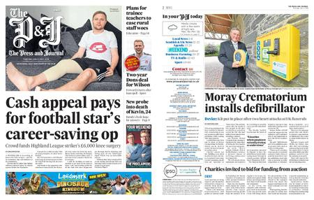 The Press and Journal Moray – July 04, 2019