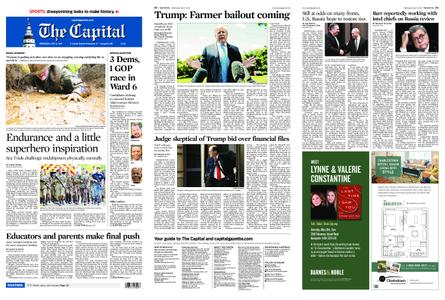The Capital – May 15, 2019