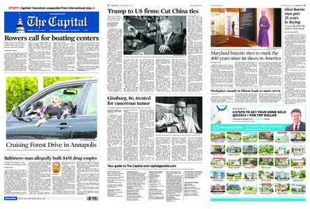 The Capital – August 24, 2019