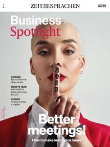 Business Spotlight - Nr.1 2021
