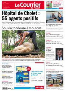 Le Courrier de l'Ouest Cholet – 25 mai 2020