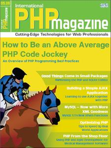 International PHP Magazine - 05.2006 (May)