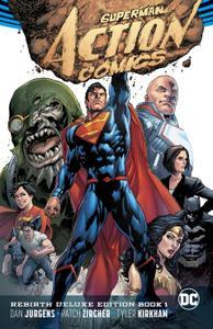 Superman - Action Comics - Rebirth Deluxe Edition Book 01 (2017) (digital) (Son of Ultron-Empire