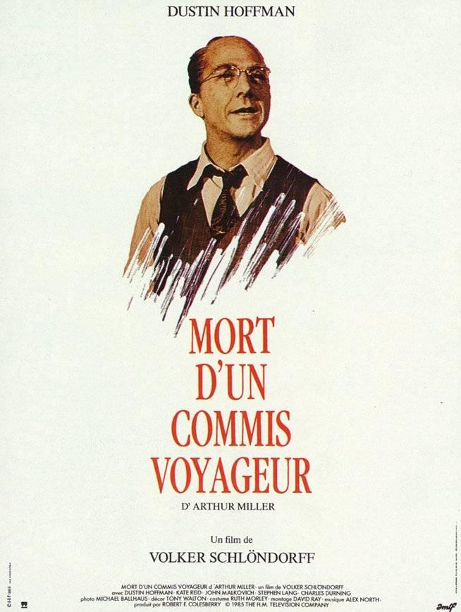(Volker SCHLOENDORFF ) Mort d'un commis voyageur/Death of a Salesman [DVDrip]  1985