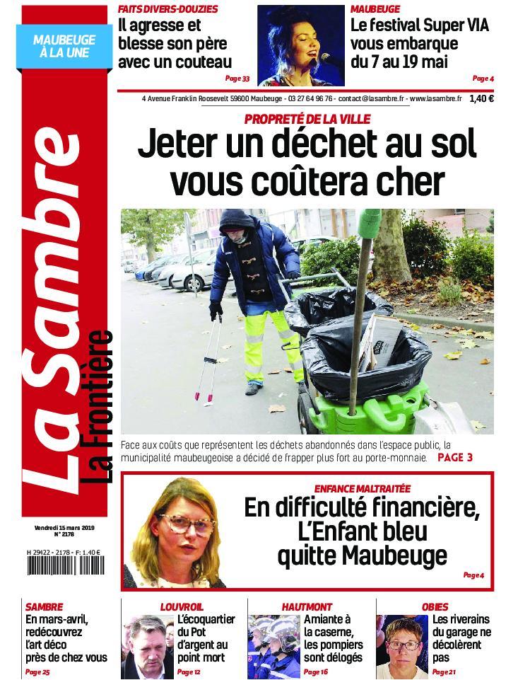 La Sambre La Frontière - 15 mars 2019