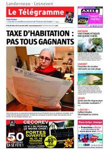 Le Télégramme Landerneau - Lesneven – 13 novembre 2019