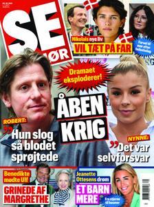 SE og HØR – 01. september 2021