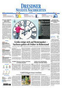 Dresdner Neueste Nachrichten - 30. August 2018