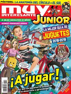 Muy Interesante Junior México - diciembre 2018