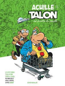 Les Impetueuses Tribulations d Achille Talon T03