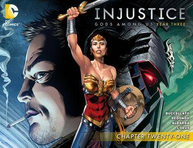 For JoshJosh - Injustice - Gods Among Us - Year Three 021 2015 digital cbr
