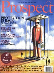 Prospect Magazine - July 1996