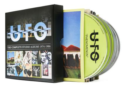 UFO - The Complete Studio Albums 1974-1986 (2014) [10CD Box Set]