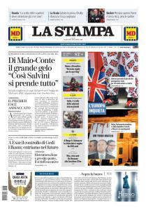 La Stampa Imperia e Sanremo - 3 Dicembre 2019