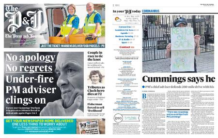 The Press and Journal Moray – May 26, 2020