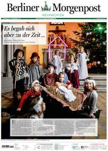 Berliner Morgenpost – 24. Dezember 2019