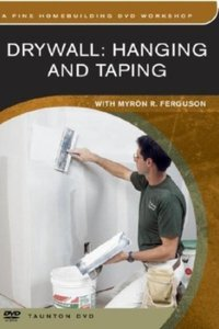 Drywall: Hanging and Taping on DVD