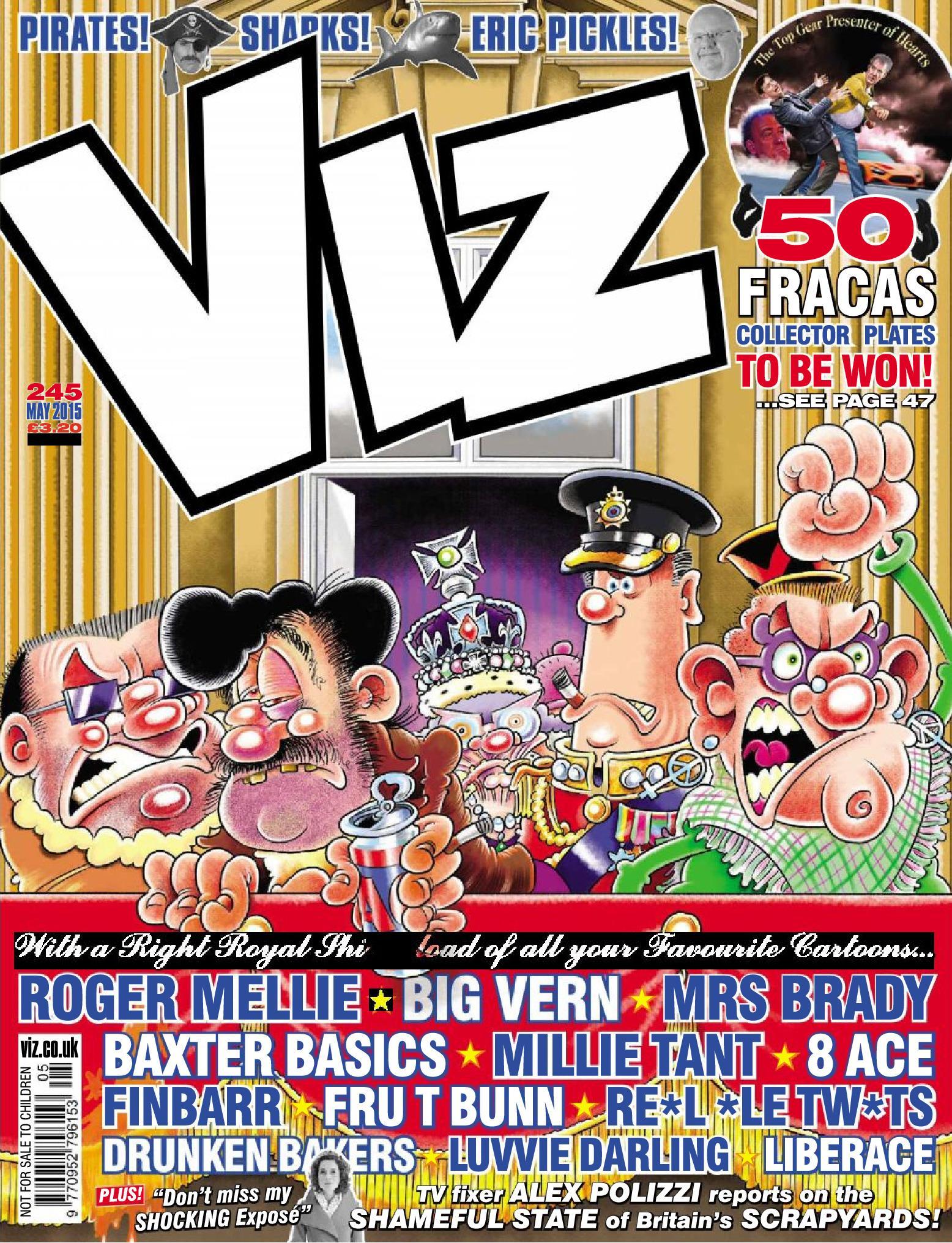 Viz No 245 2015 HYBRiD COMiC eBook