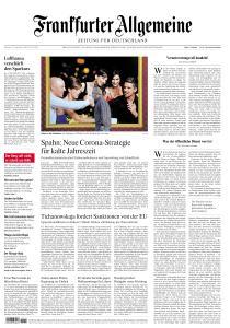 Frankfurter Allgemeine Zeitung - 22 September 2020