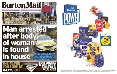 Burton Mail – March 04, 2021