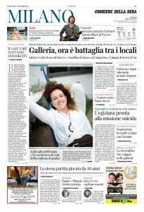 Corriere della Sera Milano - 14 Novembre 2017