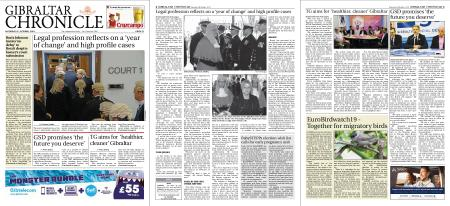 Gibraltar Chronicle – 05 October 2019